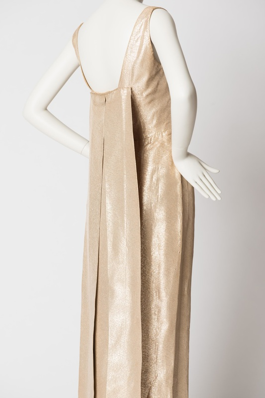 James Bond Goldfinger Dress by the Darnell Collection